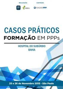Capa Formação em PPPs 2015 - Casos Práticos: Hospital do Subúrbio da Bahia