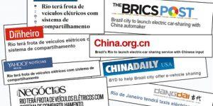 Reportagem - Carro Elétrico Carioca (RJ)