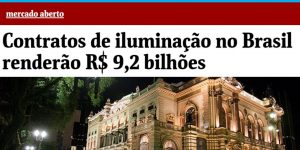 Reportagem - Folha Iluminação Pública