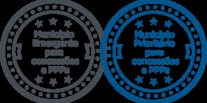 Selo Emergente e Prioritário de Compromisso Municipal com concessões e PPPs