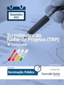 Termômetro do Radar de Projetos TRP IP Fevereiro 2021