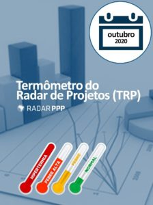 Termômetro do Radar de Projetos - Outubro de 2020