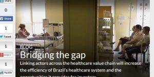 Reportagem - Infraestrutura em Saúde no Brasil